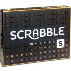 Scrabble 70. Születésnapi limitált kiadású társasjáték GCT23