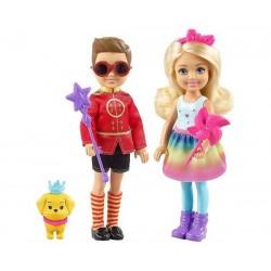 Barbie Dreamtopia: Chelsea és Otto FRB14