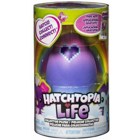 Hatchimals: Hatchtopia Life csillámos meglepetés tojás 6047224