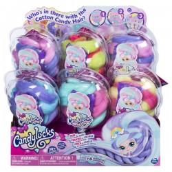 Candylocks: vattacukor baba, többféle 6052311