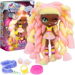 Spin Master Candylocks: Lacey Lemonade deluxe baba 6052313