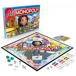 Ms. Monopoly Társasjáték E8424