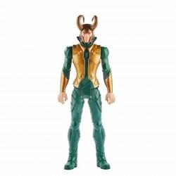 Avengers Titán Hősök - Loki 30 cm-es figura E3308/E7874