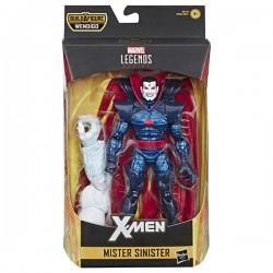 Marvel legends -  X-men - Mister Sinister E5302/E6116