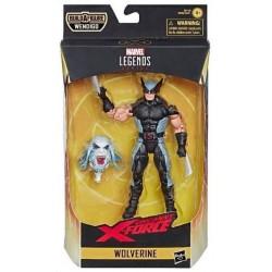 Marvel legends -  X-men - Wolverine E5302/E6112