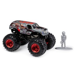 Monster Jam: Iron Outlaw kisautó figurával 6044941