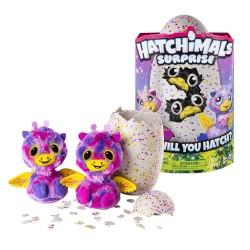 Hatchimals: 2 darabos meglepetés Giraven figura 6037097