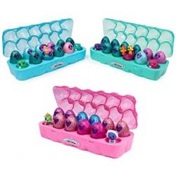 Hatchimals: Royal Hatch Colleggtibles, 12 darabos figura szett tojástartóban 6047215