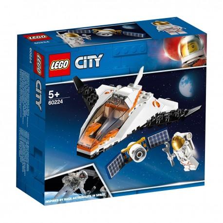 LEGO CITY -Műholdjavító küldetés 60224