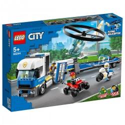 LEGO CITY - Rendőrségi helikopteres szállítás 60244