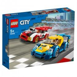 LEGO CITY - Nitro Wheels Versenyautók 60256