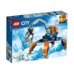LEGO CITY - Sarkvidéki lánctalpas jármű 60192