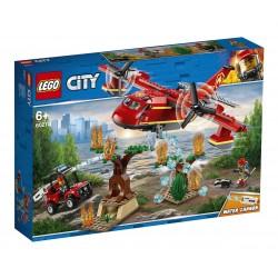 LEGO CITY - Tűzoltó repülő 60217
