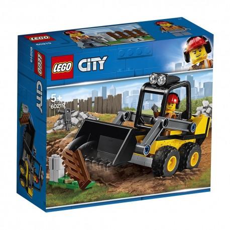 LEGO CITY - Építőipari rakodó 60219
