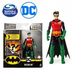DC Batman: Robin akciófigura, kiegészítővel - 10 cm 6058530