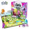 Hatchimals: Eggventure társasjáték gyűjthető figurákkal 6039474