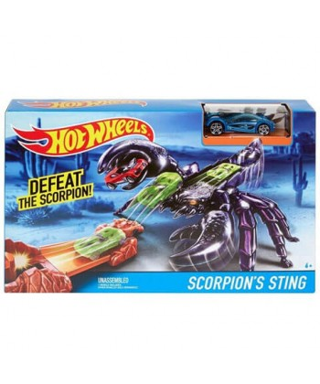 HOT WHEELS SKORPIO TAMADAS mattel 11DWK94