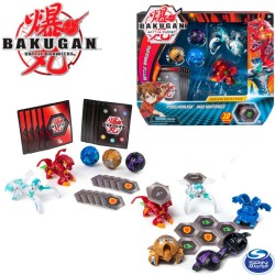 Bakugan: 5 db-os harci csomag - Pyrus Howlkor&Haos Mantonoid 6045132