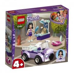 LEGO® Friends Emma mozgó kisállat kórháza 41360