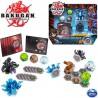 Bakugan: 5 db-os harci csomag - Aquos Nobilious&Darkus Krakelios 6045132
