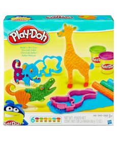 PLAY-DOH Make N Mix Zoo 60B1168