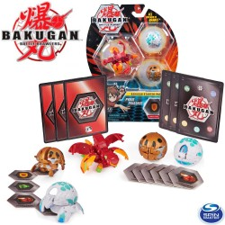 Bakugan: Kezdő csomag - Pyrus Phaedrus 6045144