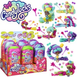 Spin Master Candylocks: Jégkrém vattacukor baba - többféle 6052311