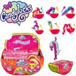 Spin Master Candylocks: Vattacukor állatkák - többféle 6056249