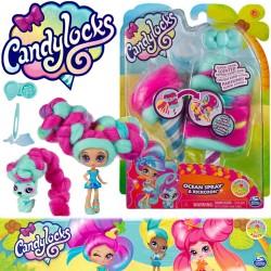 Candylocks: Ocean Spray és Rickcoon baba állatkával 6056250