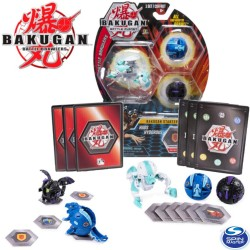 Bakugan: Kezdő csomag - Haos Hydorous 6045144