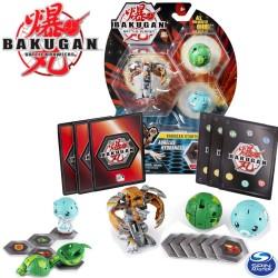 Bakugan: Kezdő csomag - Aurelus Hydronid 6045144