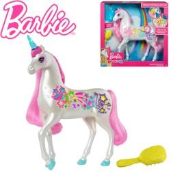 Barbie Dreamtopia: Színvarázs unikornis GFH60