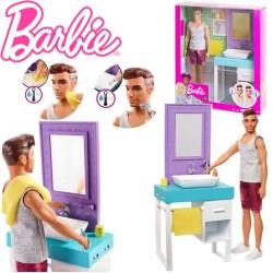 Barbie: Ken baba fürdőszobában FYK51