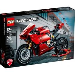 LEGO® Technic - Ducati Panigale V4 R 42107