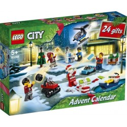 LEGO® - City Adventi Naptár 60268