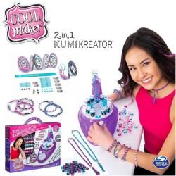 Cool Maker: KumiKreator 2 az 1-ben karkötő készítő szett 6053898
