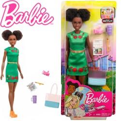 Barbie feltöltődés: Otthoni pihenés GKH73