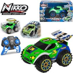 Nikko Nano VaporizR távirányítós autó - zöld