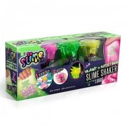 So Slime Shaker 3 db-os sötétben világító