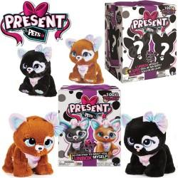 Present Pets: Interaktív meglepetés kutyus - lila 6059159