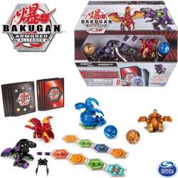 Bakugan - Harci felszerelés csomag 6056037