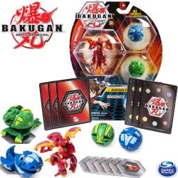 Bakugan: Kezdő csomag - Dragonoid 6045144