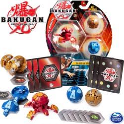 Bakugan: Kezdő csomag - Turtonium 6045144