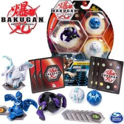 Bakugan: Kezdő csomag - Darkus Gorthion 6045144