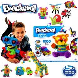 Bunchems Jumbo 1000 darabos kreatív formázó készlet 6028251/20087232