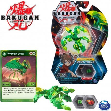 Bakugan: Ultra - Ventus Pyravian 6045146