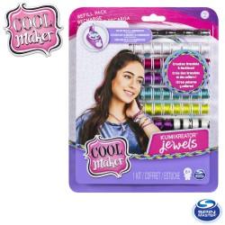 Cool Maker: Kumi Kreator Karkötő Készítő Kiegészítő Szett - Jewels 6038304