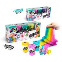 So Slime Shaker 3 db-os, lányos (többféle) SSC003