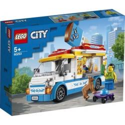 LEGO® City - Great Vehicles Fagylaltos kocsi 60253