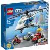 LEGO® City - Police Rendőrségi helikopteres üldözés 60243